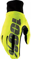 Зимние мотоперчатки Ride 100% Brisker Hydromatic Waterproof Glove [Neon Yellow], XXL (12), фото 1