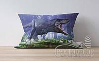 """Детская подушка с фото """"Динозавры 1"""""""