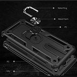 Ударопрочный чехол Serge Ring магнитный держатель для Xiaomi Redmi K30, фото 2