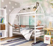 """Кроватка в детскую комнату """"Хатинка Джерри"""" Арбор"""