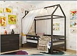 """Кроватка в детскую комнату """"Хатинка Джерри"""" Арбор, фото 3"""
