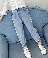 Стильні джинси для дівчинки, джинсы детские, модные джинсы для девочки 120