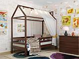 """Кроватка в детскую комнату """"Хатинка Джерри"""" Арбор, фото 4"""