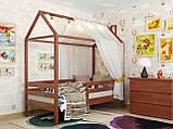 """Кроватка в детскую комнату """"Хатинка Джерри"""" Арбор, фото 7"""
