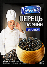 Перець чорний горошок 50г/40шт