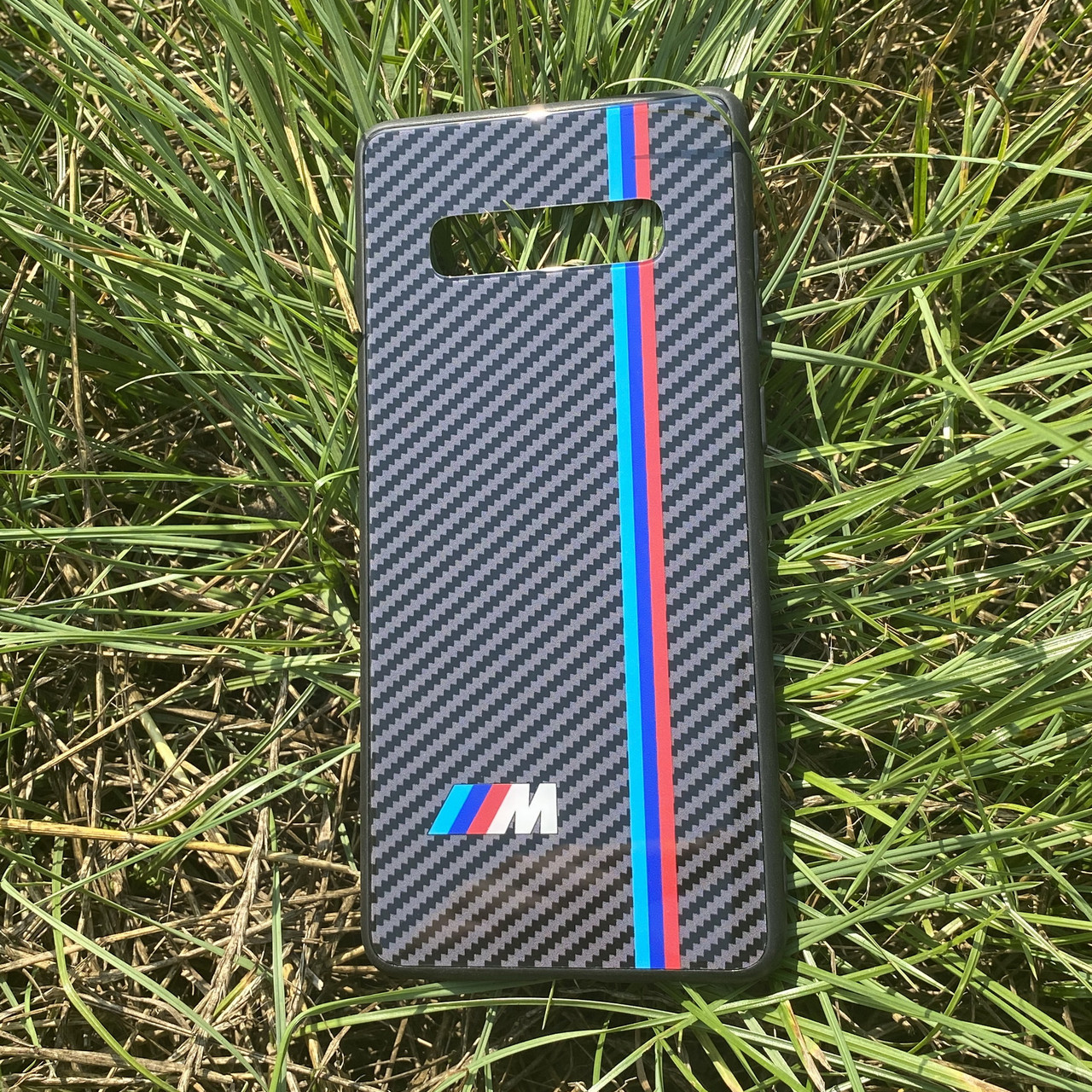 Чехол BMW M Series для Samsung Galaxy S10 Plus