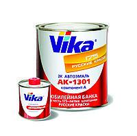 Авто краска (автоэмаль) акриловая Vika (Вика) АК-1301 0,85 кг с отвердителем 0,212 кг Монте Карло 403