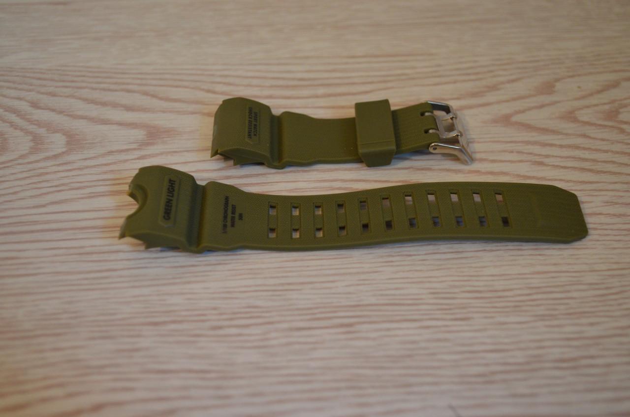 Ремешок на часы Skmei 1155 Зелёный