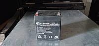 Акумулятор / батарея для безперебійники, сигналізації і т. д. B. B. Battery BP5-12 5Ah 12V № 200906