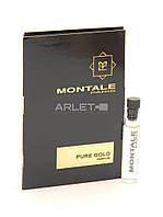 Montale Pure Gold - Парфюмированная вода 2ml (пробник)
