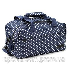 Сумка дорожная Members Essential On-Board Travel Bag 12.5 Navy Polka
