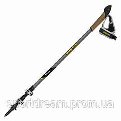 Палки для скандинавской ходьбы Vipole Trail QL Carbon Top-Click DLX S1866