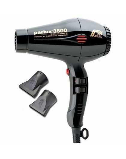 Фен для волос Parlux 3800 EcoFriedly Ceramic & Ionic Black