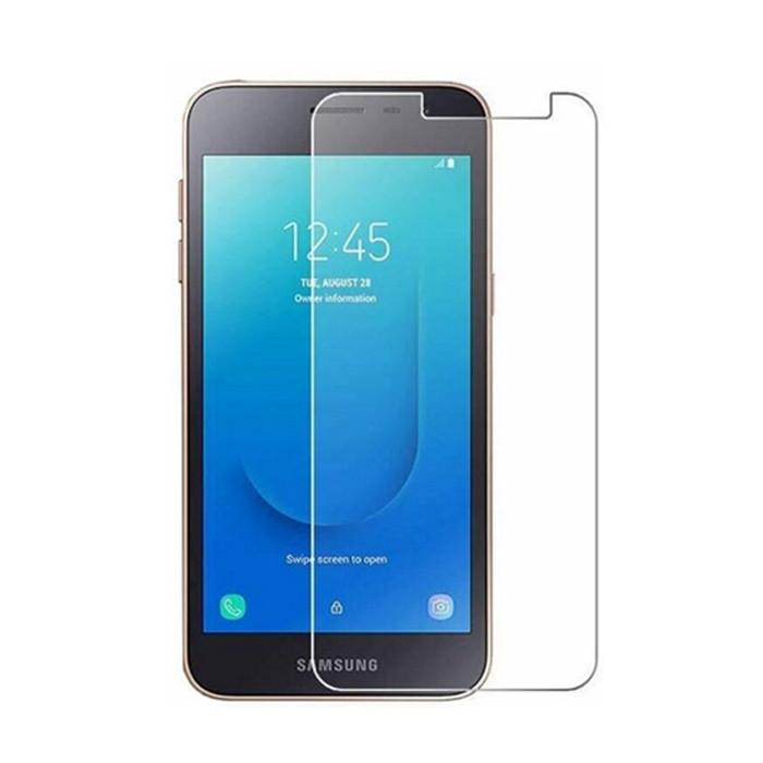 Защитное стекло Tempered Glass для Samsung Galaxy J2 Core 2018 (j260) твердость 9H, 2.5D