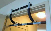 Турник Iron Gym брусья Айрон Джим тренажер в дверной проём