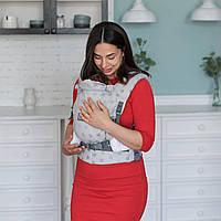 Эрг рюкзак для новорожденных ONE + Love & Carry Рюкзак для переноски детей Стоун Маямі Біскай
