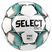 Футбольный мяч SELECT Brillant Super TB FIFA (Оригинал с гарантией)