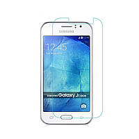 Защитное стекло Tempered Glass для Samsung Galaxy J1 Ace (j110) твердость 9H, 2.5D
