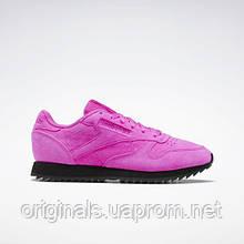 Женские кроссовки Reebok Classic Leather Ripple FV5498 2020