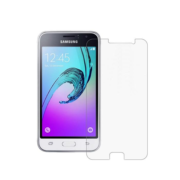 Защитное стекло Tempered Glass для Samsung Galaxy J1-2016 (j120) твердость 9H, 2.5D