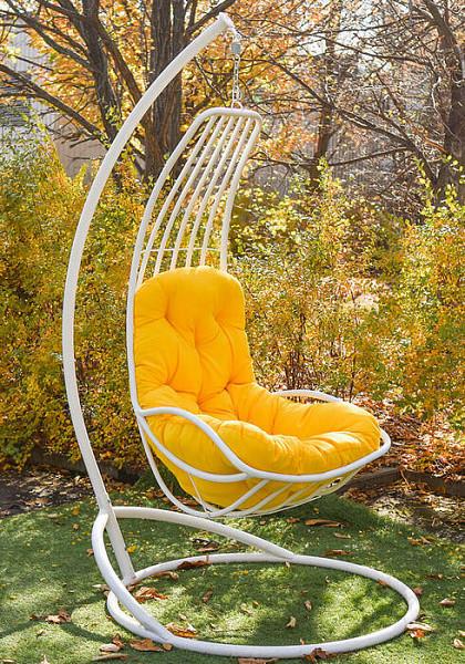 """Подвесное кресло """"Дели"""". Украинские конструкции."""