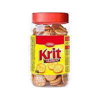 Печенье соленый крекер Krit, 350г.
