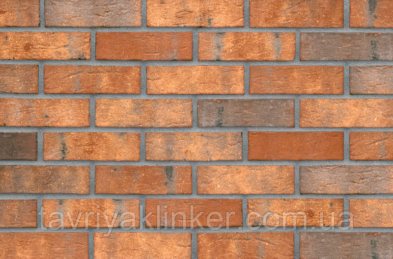 Клінкерна фасадна плитка Old house (HF07), 240x71x10 мм