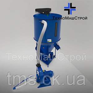 Кормосмеситель КС-1500 с зерноизмельчителем KRAFT 15 кВт.