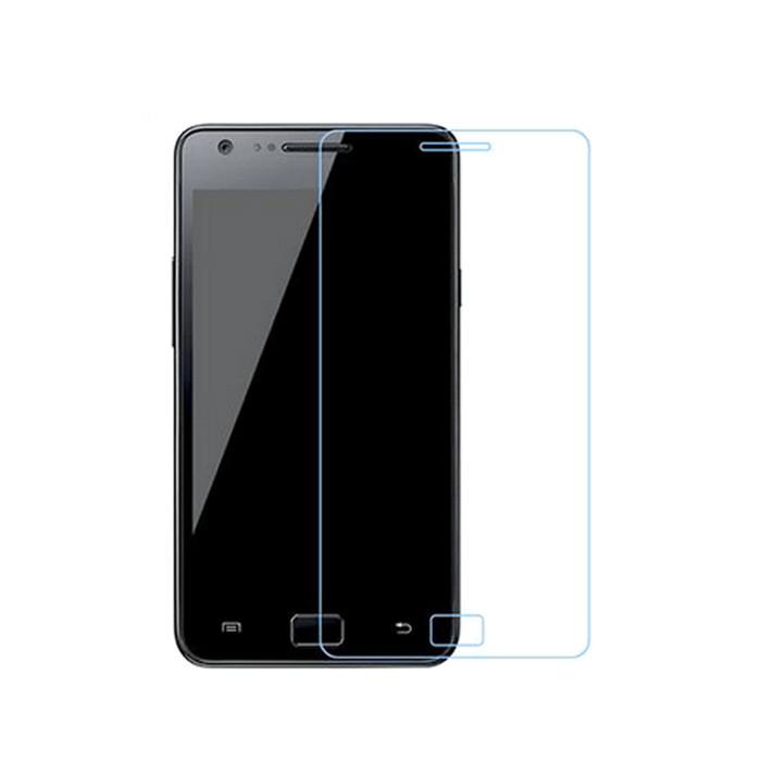 Защитное стекло Tempered Glass для Samsung Galaxy S2 i9100 / i9105 твердость 9H, 2.5D