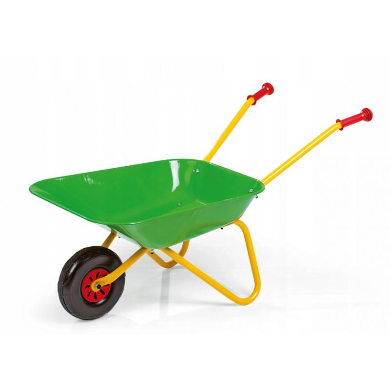 Тачка металлическая детская Rolly Toys 271900