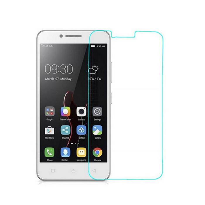 Защитное стекло Tempered Glass для Lenovo A2020 (Vibe C) твердость 9H, 2.5D
