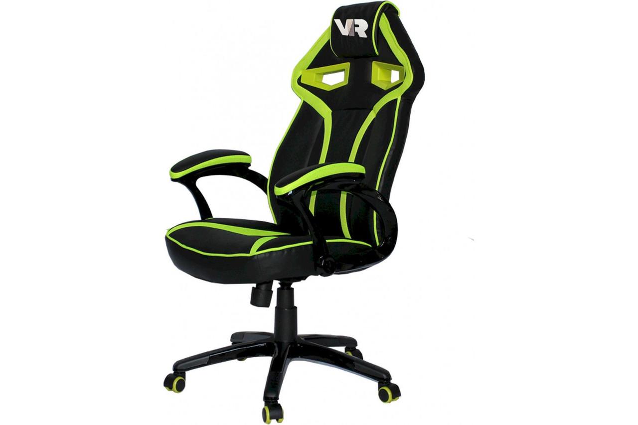 Кресло игровое Sport Drive Game Green (Barsky ТМ)