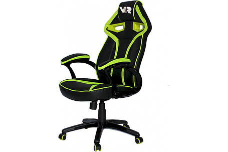 Кресло игровое Sport Drive Game Green (Barsky ТМ), фото 2