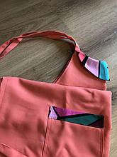 Фартух для майстра рожевий