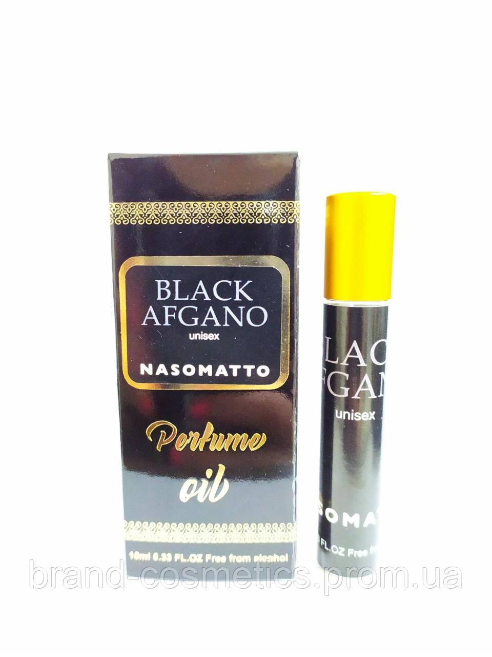 Масляные духи Nasomatto Black Afgano, женские