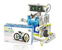 Конструктор робот на солнечных батареях Solar Robot