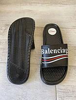 """Сланцы Balenciaga """"Черные"""", фото 2"""