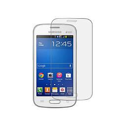 Защитное стекло Tempered Glass для Samsung Galaxy Star Advance G350 твердость 9H, 2.5D
