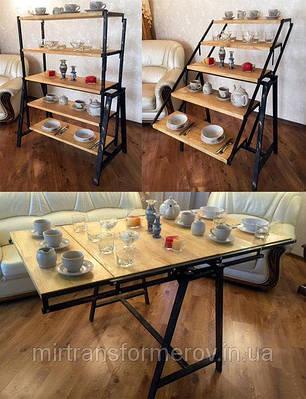 Столы трансформеры
