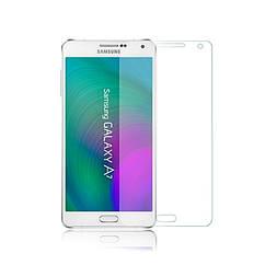 Защитное стекло Tempered Glass для Samsung Galaxy A7 (a700) твердость 9H, 2.5D