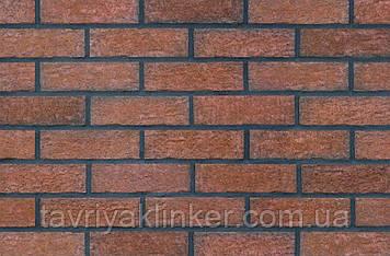 Клинкерная фасадная плитка Tower bridge (HF09), 240x71x10 мм