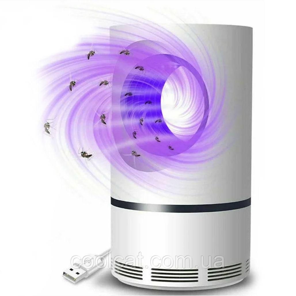 Лампа от комаров / электро ловушка для комаров/мошек - уничтожитель насекомых PHOTOCATALYSIS