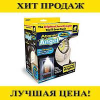 LED светильник с датчиком движения Atomic Light Angel- Новинка