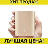 Универсальная батарея Xiaomi Mi power bank 10400mAh Gold ORIGINAL