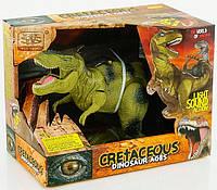 Динозавр Тиранозавр Рекс  T-rex Интерактивный