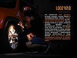 Ліхтар ручний Fenix LD02 V20 90 CRI Cree XQ-E HI warm white, фото 6