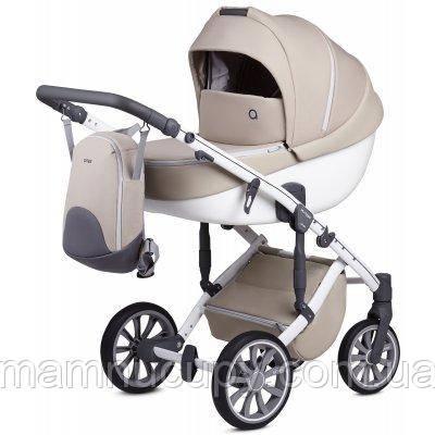 Детская универсальная коляска 2 в 1 Anex m/type 2020 Sp25-Q Milk