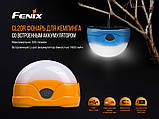 Ліхтар кемпінговий Fenix CL20Ror помаранчевий, фото 6