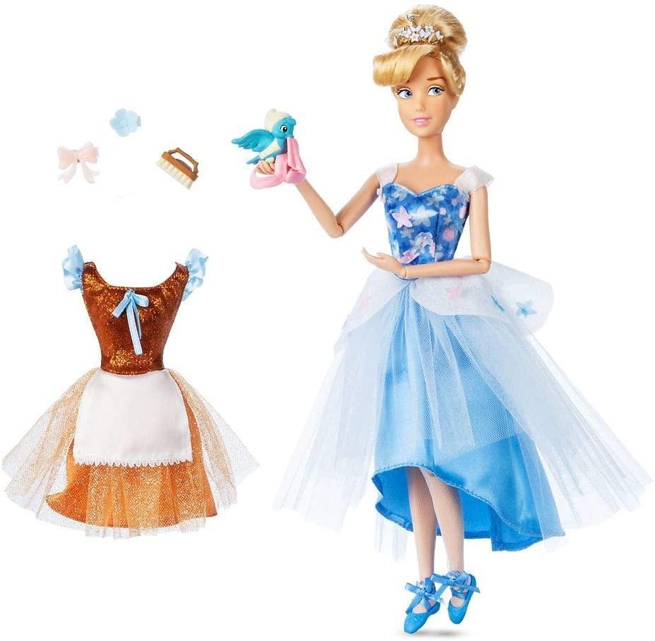 Disney Кукла принцесса Золушка - Балерина