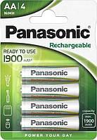 Аккумулятор Panasonic HHR-3MVE/4BC, 4 шт